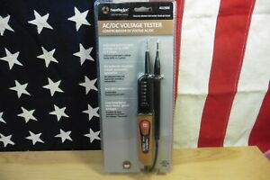 Voltage Tester Southwire 41150s Electrician Quality 6 240v Ac Dc Brand New