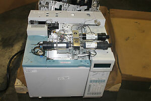 Hp agilent 6890a Gas Chromatography G1530a Loaded Very Nice Serial Us00025610
