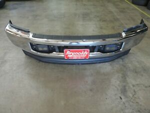 2017 2018 2019 Ford F250 F 250 F350 Chrome Front Bumper New Take Off Factory Oem