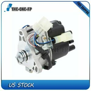 Ignition Distributor Fit For 1990 1991 Acura Integra 1 8l