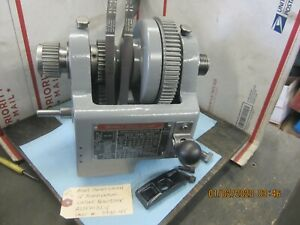 Atlas Craftsman 12 Commercial Lathe Headstock Assembly