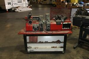 Snap On Tools Nel Ndl Brake Lathe Very Nice