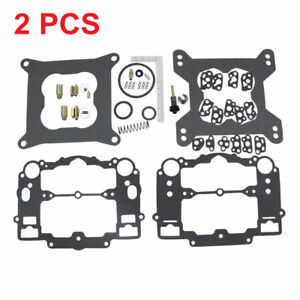 2 Pcs 1405 1406 1407 1408 1409 1410 Models For Edelbrock Afb Carb Rebuild Kit