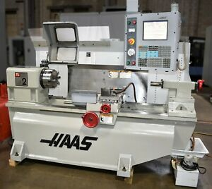 Haas Tl2 Tool Room Cnc Lathe For Sale