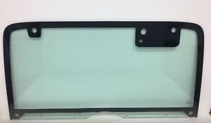 1987 1995 Jeep Wrangler Factory Non Heated Green Tint Hard Top Lift Gate Glass