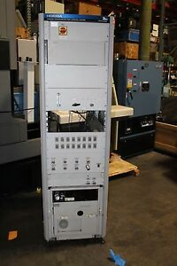 Horiba Chassis Dynamometer Test Control System Cdtcs 5000 Cdtcs