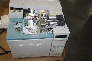 Hp agilent 6890 Gas Cromatagraph G1530a Loaded Very Nice