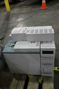 Agilent Gc 6890n Gas Chromatograph 6890 Series Very Nice