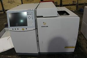 Varian 450 gc Gas Chromatograph Gc Excellent Condition