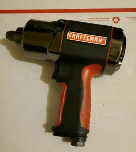Craftsman 1 2 Inch Drive Heavy Duty Pneumatic Impact Wrench New