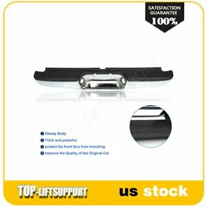 New To1102215 Rear Step Bumper Chrome Assembly For Toyota Tacoma 1995 2004