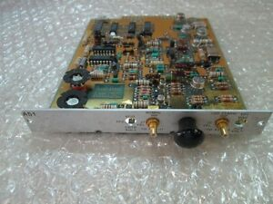 Hp Agilent 03585 66551 Generator Tracking For 3585a