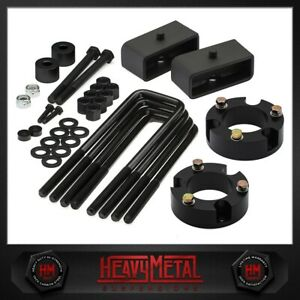 3 Front 2 Rear Lift Leveling Kit For 2005 2020 Toyota Tacoma Diff Drop Kit