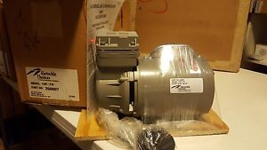 Rietschle Thomas Lgh 210 Oil less Air Compressor Pump M hm2e007 Y48y 200 460
