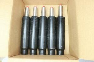 Lot Of 5 Young Replacement Office Chair Shock Gas Lift Cylinder