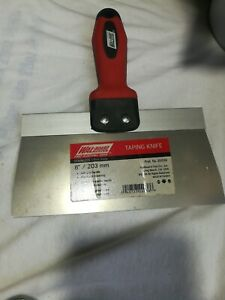 Wal board Blade Taping Joint Knife Drywall Stainless Steel Durable Hand Tool 8