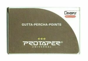 Pack Of 4 Dentsply Protaper Univeral Obturation Gutta Percha Points F2 Gp Free