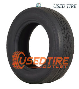 Used 2556518 255 65 18 Continental Crosscontact Lx20 Ecoplus 111s Tire 6 32nds