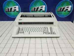 Ibm Personal Wheelwriter 2 By Lexmark Electronic Typewriter