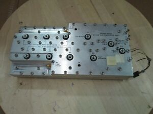 Hp Agilent 85680 60052 2nd Converter Assembly For 8568a