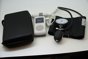 Edan Sd3 Vascular Doppler 8mhz Probe W Bp Cuff Abi Kit New Low Noise Model