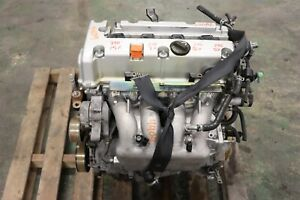 2002 04 Acura Rsx Type S K20a2 2 0l Oem Complete Engine Longblock Dc5 4409