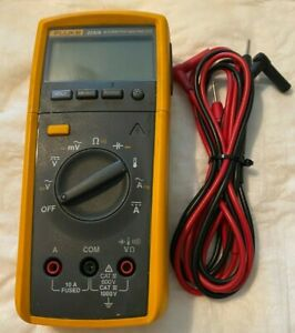 Fluke 233 a Remote Digital Multimeter Wireless Remote Display Kit Free Shipping