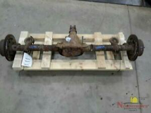 2004 Chevy S10 Blazer Rear Axle Assembly Open