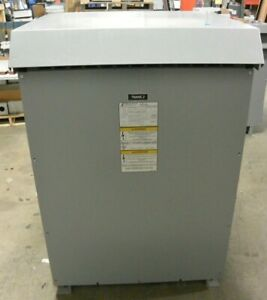 Jefferson Electric 300 Kva 3 Phase Energy Efficient Transformer 480 To 240 Delta