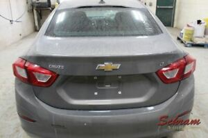 Trunk hatch tailgate Sedan Without Spoiler Fits 18 Cruze 2070407