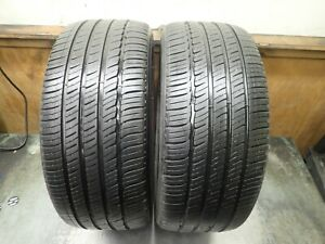 2 245 40 19 98w Michelin Primacy Mxm4 Tires 6 7 5 32 2013
