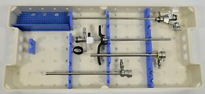Stryker 502 880 Resectoscope Cystoscope Hysteroscope Set With Passive Element