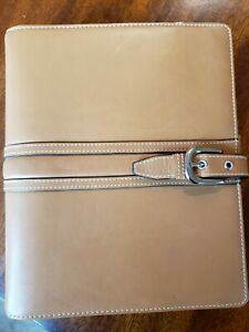 Franklin Covey Classic Collages Binder