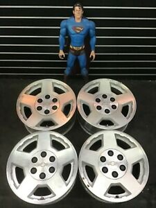 17 Chevy Avalanche Silverado Factory Wheels 2004 2007 Oem Tahoe Rims 5196