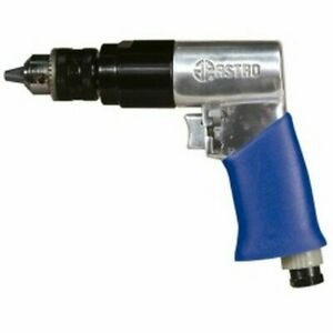 Astro Pneumatic 525c 3 8 inch Reversible Air Drill