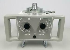Ge Amx 4 Portable X ray 46 270615p3 Beam Limiting Device Collimator Dom 11 2015