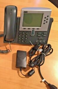 Cisco Ip Phone 7960 With Power