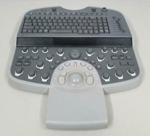 Siemens Ultrasound Acuson S2000 Keyboard 10854278 Rev 7