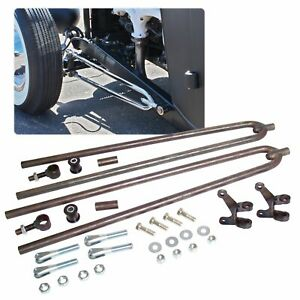 1928 1931 Ford Model A Hairpin Suspension Kit Street Rod Roadster Fordor Deluxe
