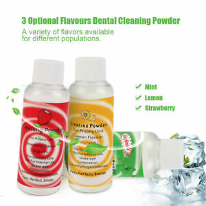 3 Types Optional Dental Cleaning Powder Prophy Mate Air Jet Polisher Cleaning
