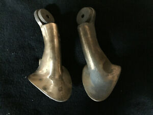 1932 Ford Roadster Cast Bronze Lower Windshield Stanchions Hot Rod