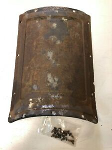 1949 Pontiac Silver Streak Slantback Floor Pan Over Transmission For Restore