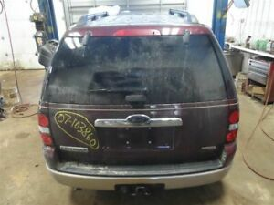 Passenger Front Seat Bucket Leather 6 Way Fits 06 08 Explorer 9804079