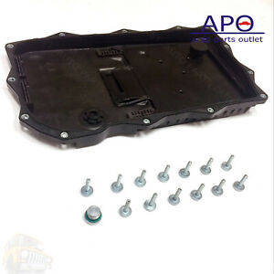 Automatic Transmission Oil Pan W Filter For Range Rover Sport 8 Speed Ga8hp45z