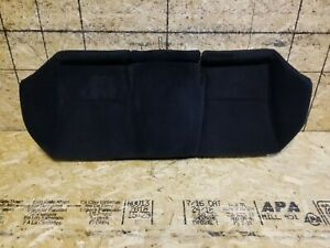 13 14 15 Honda Accord Sedan Rear Seat Lower Cushion Bench Cloth Oem