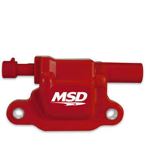 Msd 8265 Ignition Coil Blaster Ls Series 2005 2013 Gm Ls2 ls3 ls4 ls7 ls9