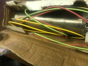 New A y Mcdonald Sm0433 1 5hp460v 4 Submersible Motor 1 5 Hp 460v 3ph 3 wire