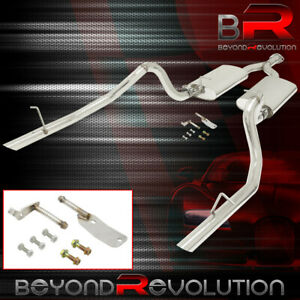 For 1994 1997 Ford Mustang 4 6l 5 0l V8 Gt Cobra Performance Catback Exhaust