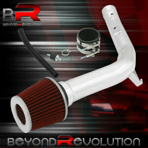 For 2004 2005 Nissan Maxima 2002 2006 Altima 3 5l V6 Cold Air Intake Kit Silver