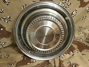 International Pickup Truck Scout Hubcap Wheel Cover Oem
